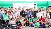Председатель Синодального отдела по делам молодежи принял участие в XII Дальневосточном форуме инициативной молодежи