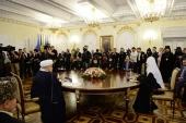 Заявление по итогам трехсторонней встречи духовных лидеров Азербайджана, Армении и России