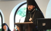 Делегация Русской Православной Церкви принимает участие в XXV Международном симпозиуме по православной духовности в Бозе