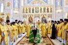 Святейший Патриарх Кирилл возглавил торжества по случаю 25-летия возрождения монашеской жизни в Покровском Хотькове монастыре