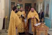 В 16-ю годовщину террористической атаки в США память жертв трагедии молитвенно почтили на московском подворье Православной Церкви в Америке