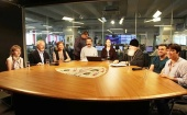 В Москве прошел круглый стол, посвященный Международному юношескому литературному конкурсу имени Ивана Шмелева «Лето Господне»