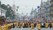В Санкт-Петербурге прошли торжества по случаю праздника перенесения мощей святого благоверного князя Александра Невского