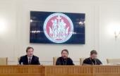 Состоялось заседание Кандидатского диссертационного совета Общецерковной аспирантуры и докторантуры