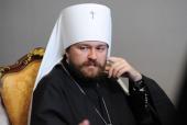 """Comentariul mitropolitului de Volokolamsk Ilarion în legătură cu acutizarea discuției din societate în jurul filmului """"Matilda"""""""