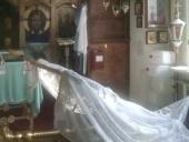 В Киеве второй раз за месяц злоумышленники ограбили больничный храм