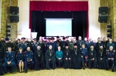 Синодальный комитет по взаимодействию с казачеством и Московская областная епархия провели семинар, посвященный социальному служению казаков