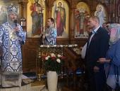 Блаженнейший митрополит Онуфрий возглавил торжества по случаю 10-летия Бердянской епархии