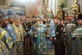 Митрополит Минский и Заславский Павел возглавил торжества по случаю 25-летия возрождения Гродненского Рождество-Богородичного женского монастыря
