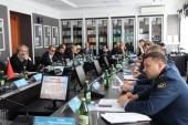 В Рязани прошел круглый стол, посвященный деятельности помощников начальников территориальных органов ФСИН России по организации работы с верующими