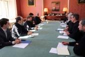 Состоялось IX заседание Координационного комитета по сотрудничеству между Русской Православной Церковью и Церковью Англии