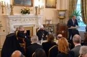 Председатель ОВЦС выступил в Лондоне на международном симпозиуме «Христианское будущее Европы»