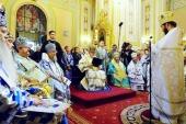 Иерархи Московского Патриархата приняли участие в хиротонии архимандрита Павла (Токаюка) во епископа Гайновского, викария Варшавской епархии