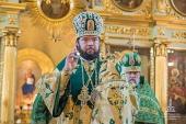 «Актуальное интервью» с епископом Звенигородским Антонием