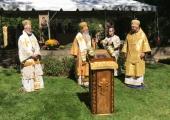 Управляющий Патриаршими приходами в США принял участие в престольном празднике духовно-административного центра Православной Церкви в Америке