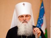 Митрополит Ташкентский Викентий: В ближайшее время мы можем обрести двенадцать новых святых