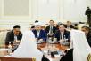 Патриарший визит в Ташкентскую епархию. Встреча с Верховным муфтием Узбекистана и председателем Комитета по делам религий при Кабинете министров Республики Узбекистан