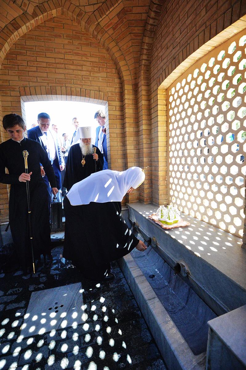 Посещение гробницы пророка Даниила