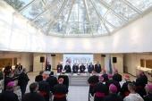 Патриарший экзарх всея Беларуси принял участие в открытии пленарного заседания Совета епископских конференций Европы