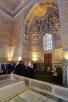 Посещение мавзолея Гур Эмир