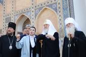 Патриарший визит в Ташкентскую епархию. Посещение Самарканда