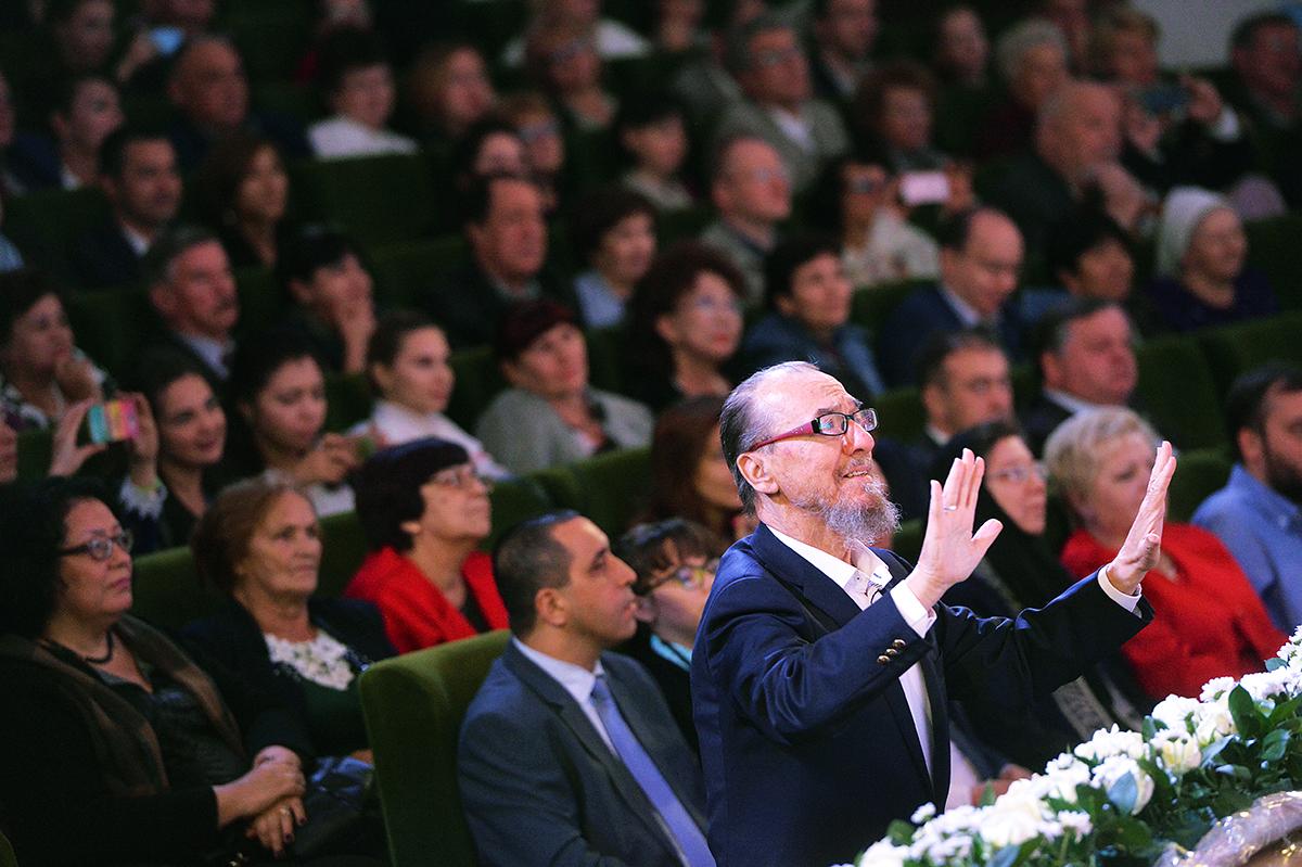 Патриарший визит в Ташкентскую епархию. Торжественный акт, посвященный 145-летию епархии