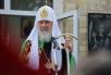Патриарший визит в Ташкентскую епархию. Посещение храма Архистратига Божия Михаила в Бухаре