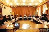 В Издательском Совете прошли XI Феофановские чтения