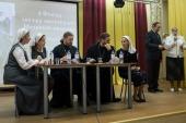 Первый епархиальный съезд сестер милосердия прошел в Югорске