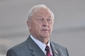 Святейший Патриарх Кирилл поздравил члена Совета Федерации ФС РФ Э.Э. Росселя с 80-летием со дня рождения
