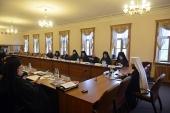 Председатель ОВЦС открыл выездное заседание Комитета представителей Православных Церквей при Европейском Союзе
