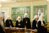Заседание Священного Синода Русской Православной Церкви от 6 октября 2017 года