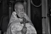 Скончался первый ректор возрожденной Киевской духовной семинарии протоиерей Петр Влодек