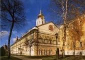 Патриаршее поздравление по случаю актового дня Московской духовной академии
