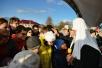 Освящение места строительства социально-реабилитационного центра постинтернатного сопровождения слепоглухих