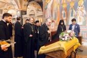 Продолжается визит в Москву членов Комитета представителей Православных Церквей при Европейском Союзе