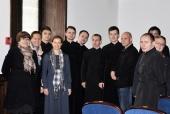 В Минске прошел круглый стол, посвященный вопросам оказания церковной помощи людям в тяжелой жизненной ситуации