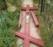 В Харькове осквернена могила священномученика Александра (Петровского)