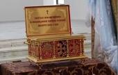 Завершилось пребывание ковчега с мощами новомучеников и исповедников Церкви Русской в Рыбинской епархии