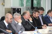 Председатель Синодального отдела по взаимодействию с правоохранительными органами принял участие в заседании Общественного совета при ФССП России