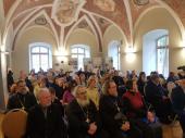 II Международная конференция «Православная святость на литовской земле» прошла в Вильнюсе