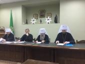Практику поставления духовников в древности и настоящее время обсудили в профильной комиссии Межсоборного присутствия