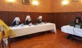 Заседание Общецерковного суда Московского Патриархата состоялось в Москве