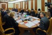 В Совете Федерации состоялось заседание Рабочей группы по подготовке VI Рождественских парламентских встреч