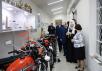Патриарший визит в Удмуртскую митрополию. Посещение Ижевского епархиального управления и музея «Ижмаш»