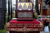 В Алапаевске прошли торжества по случаю 99-летия обретения мощей преподобномученицы Елисаветы Феодоровны