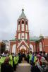 Патриарший визит в Удмуртскую митрополию. Посещение Глазовской епархии