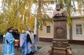 В Тамбове установлен памятник святителю Луке (Войно-Ясенецкому)