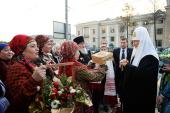 13-15 жовтня відбувся Первосвятительський візит Святішого Патріарха Кирила до Удмуртської митрополії