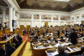 Святейший Патриарх Кирилл выступил на 137-й Ассамблее Межпарламентского союза